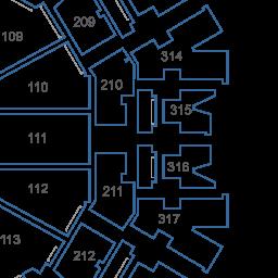 Kfc yum center interactive basketball seating chart