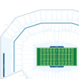 Levi S Stadium Interactive Football Seating Chart