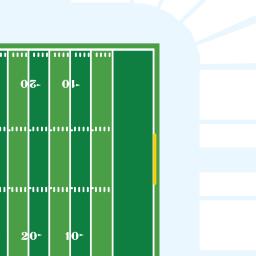 Notre Dame Stadium Interactive Football Seating Chart