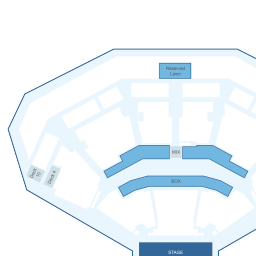 Pnc Music Pavilion Interactive Seating Chart