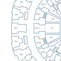 Quicken Loans Arena Interactive Concert Seating Chart Section C109